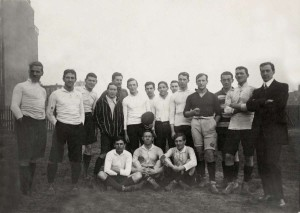 Holland-Afrikaans rugbyteam, 1910