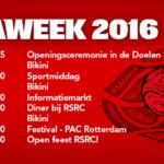 RSRC Eurekaweek Programma